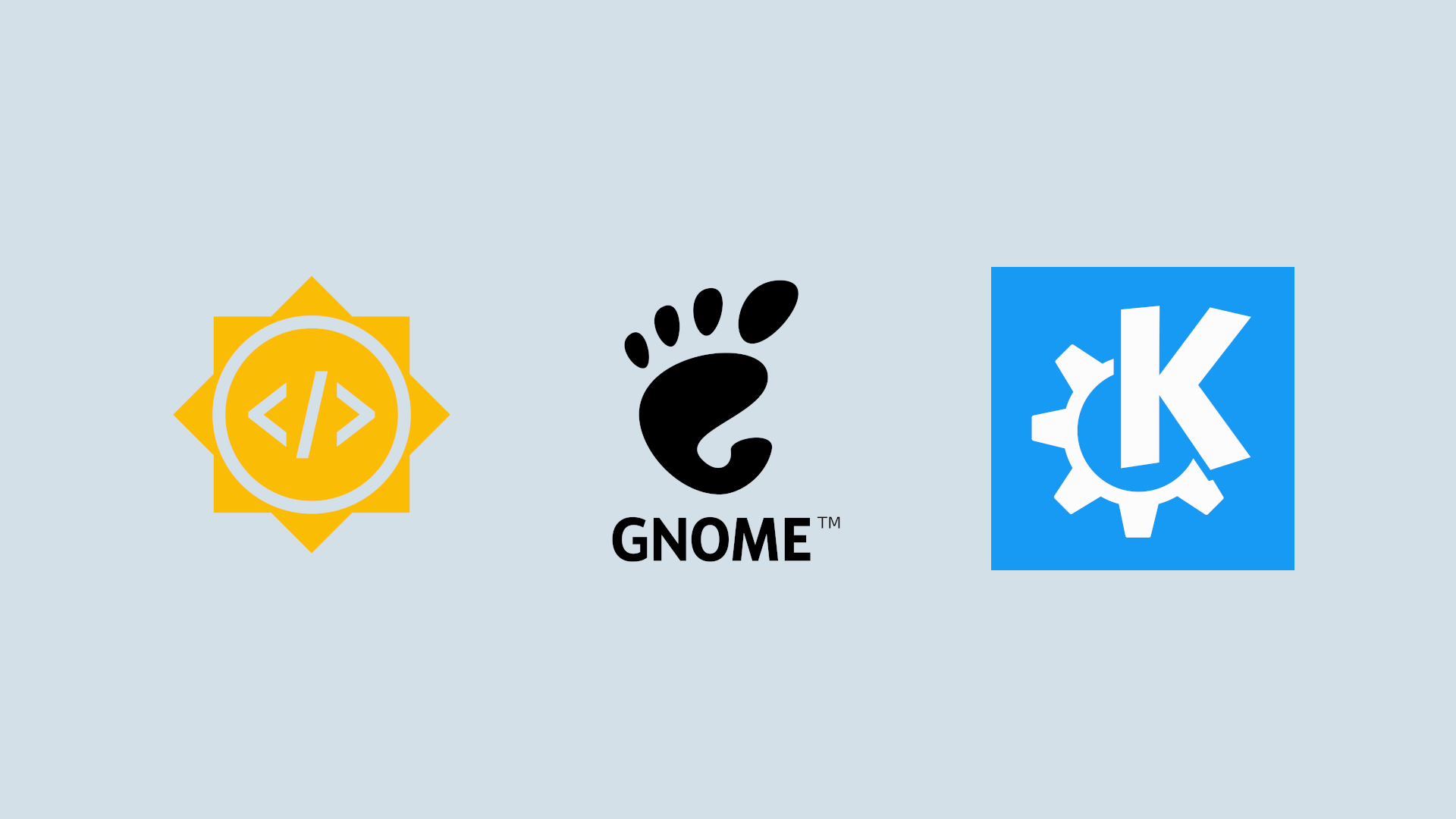 GSoC 2020 Final Update (GNOME and KDE Integrations)