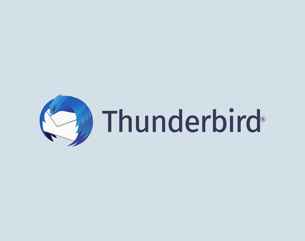 Native Thunderbird Add-On