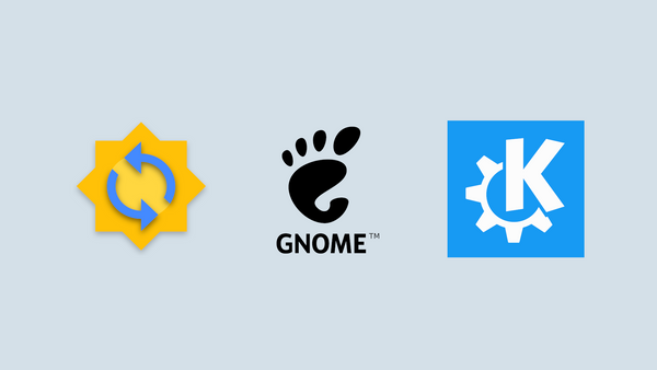 Packaging the GNOME and KDE Integrations